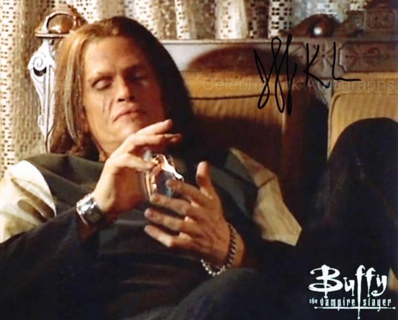 JEFF KOBER as Rack - Buffy The Vampire Slayer GENUINE AUTOGRAPH UACC (R9975)