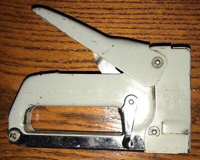 Vintage Swingline Tacker 101 Staple Stapler Gun