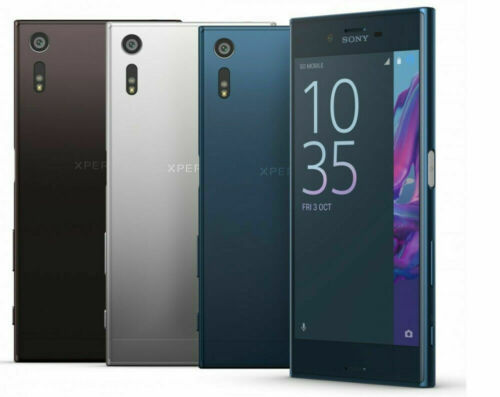 Android Phone - NEW Sony Xperia XZ F8331 32GB Unlocked 4G LTE 23MP Smartphone [AU Stock]