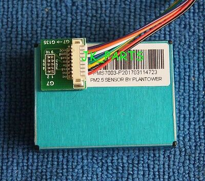 Pms7003 High Precision Laser Dust Sensor Pm1.0 Pm2.5 Pm10 With Adapter Cable