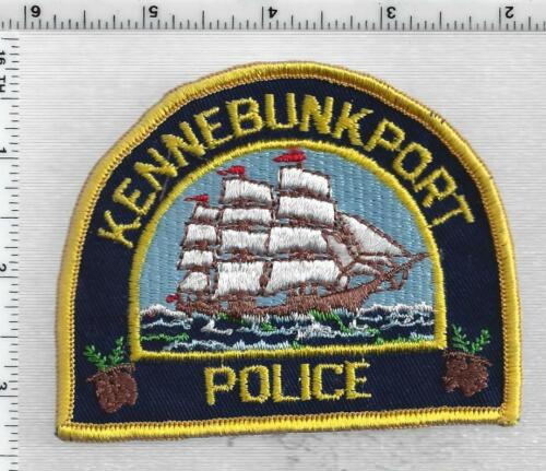 Kennebunkport Police (Maine) 1st Issue Shoulder Patch