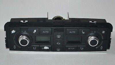 2004 2005 2006 2007 Audi A8 AC A/C Heater Climate Control Temp Unit OEM FACTORY