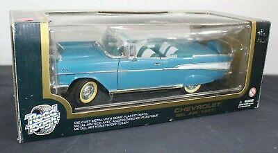 Road Tough Chevrolet Bel Air (1957) Die-Cast Metal Collection 1:18 Scale