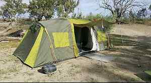 Jackaroo 12 person. 3 room tent Hope Valley Tea Tree Gully Area Preview