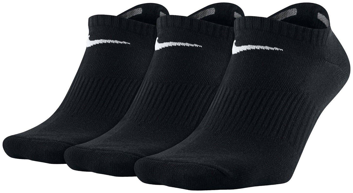 Nike Lightweight No Show 3er Pack Herren Socken Kurzsocken Strümpfe