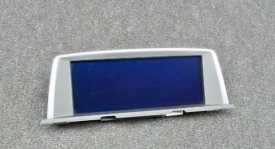 "BMW 6' F06 F12 F13 Bordmonitor Central Information Display 10"" CID S609A 9284976"