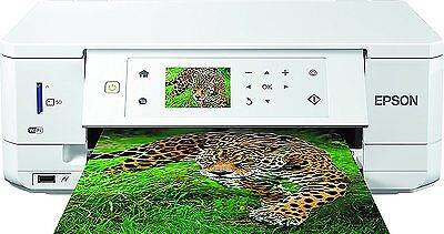 Epson XP-645 Wireless All in One Photo Printer With Ink A4 Scanner Inkjet Wifi