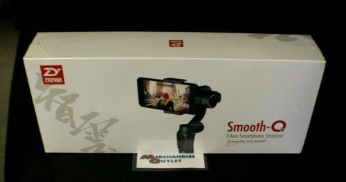 ZHIYUN Smooth-Q 3-Axis Handheld Smartphone Gimbal Stabilizer - Black