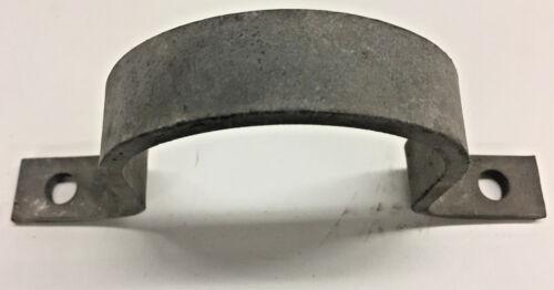 20ea. Galvanized Steel 2 hole Pipe strap heavy duty