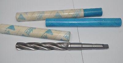 Lot Of 2 New Mohawk .9062 Taper Shank Twist Drill 1mt - 11 Oal - 6-12 Loc
