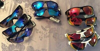 RAWLINGS ADULT BASEBALL SUNGLASSES (4);DIFFERENT STYLES AVAILABLE. SHIPS FAST (Different Sunglass Styles)
