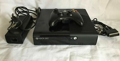 Microsoft Xbox 360 Elite 250GB Console Black SUPER SLIM