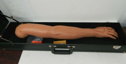 Medical Plastics Lab. RIGHT Arm Injection Simulator IV Training Arm