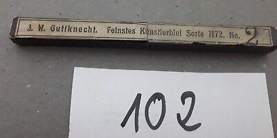 Feinstes Künstlerblei Sorte 1172 No 2 J.W.Guttknecht
