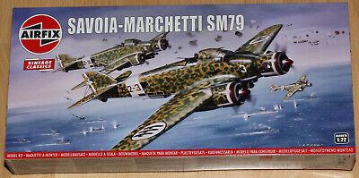 Airfix A04007V 1:72 Bausatz Savoia-Merchetti SM79