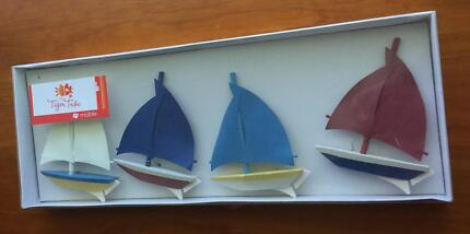 Child's Mobile - Sailing Boats (NEW)