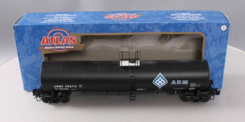 "Atlas 3005004-2 O ADM ""Molecule"" Trinity 25,500 Gallon Tank Car #25676 [3Rail]"