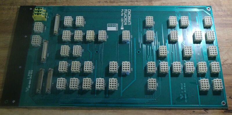 Cincinnati Milacron Circuit Board PCB-FSC-390-94 _ PCBFSC39094 _ Issue 1 1267446