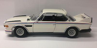BMW Genuine 3.0 CSL  diecast model 1:18 scale