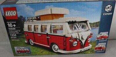 LEGO 10220 Creator Volkswagen T1 Camper Van 1334pcs New Free Shipping