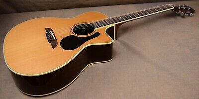 Alvarez AG75CE Acoustic/Electric Guitar (Grand Auditorium)