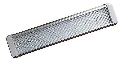 CAMPERVAN MOTORHOME INTERIOR 96 LED STRIP LIGHT WHITE 19W 1700LM 12V-28V DC