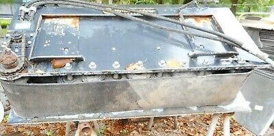 Used Sl60 Cross Fire Aggregate Placer Unit For Skid Steerbobcat