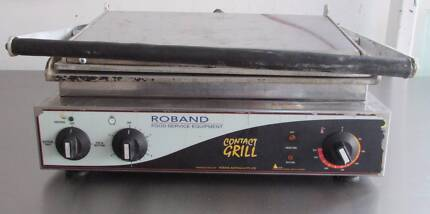 ROBAND CONTACT GRILL-TOASTER-CATERING EQUIPMENT-KITCHEN EQUIPMENT Sydney City Inner Sydney Preview