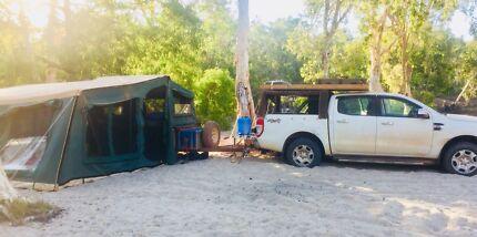 Camper trailer Oonoonba Townsville City Preview