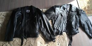 100% Real Leather Jackets.