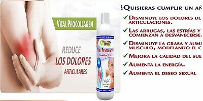 2 Vital Procollagen 16.9 fl oz. Natural Energy NEW LABEL original Natural energy 3