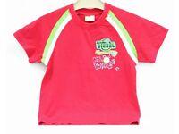 Diesel Boys Red T-Shirt Size 3 (97cm)