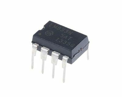 1pcs On Semiconductor Lm833ng Lm833 - Dual Operational Amplifier - New Ic