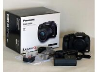 PANASONIC LUMIX DMC-G6 micro four thirds camera body