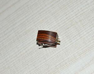 CLOSED WOOD BODY for DENON DL103 DL103R Cartridge Tonabnehmer COCOBOLO Wood