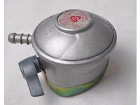REGULATOR FOR PATIO/BARBECUE PROPANE GAS BOTTLE/CYLINDER *NEW*