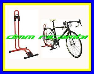 Cavalletto-Bici-STANDY-professionale-da-pavimento-MTB-Mountain-Bike-DH-Corsa-BDC