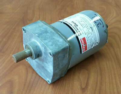Dayton 4z613 Gear Motor 154 Rpm 115v 5060hz New No Box