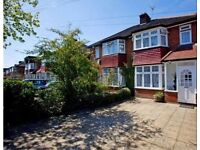 Nice 3 bed house with garden in Hampstead Heath, Cricklewood available asap