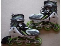 Inline skates - Like New condition!
