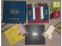 1983 Parker Games Trivial Pursuit *Master Game/Genius Ed* & *Baby Boomer* &*Younger Player* boxes