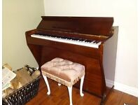 piano, Consolette, pick up only