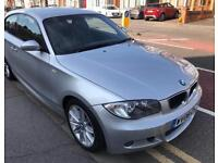 QUICK SALE BMW 120d M Sport LOW MILES Like bmw 3 series, audi a3, golf