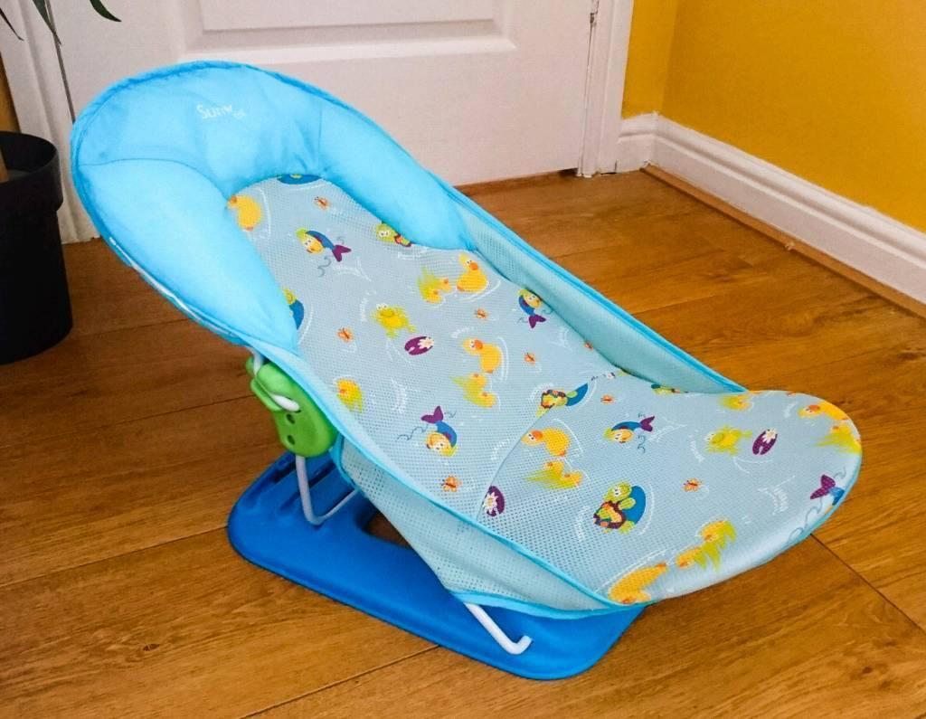 Summer Baby Bathing Chair Ducklings Design | in Liverpool ...