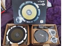 Brand new Vibe black air front speakers