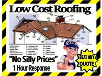 """NO SILLY PRICES""(1 Hour Arrival)☎️FREE QUOTE & FREE CALLOUT☎️(24hrs 7dy) (Roofing Repair Services)"