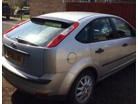 Ford Focus 56. Very good and reliable condition