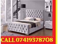 Special Offer Crush velvet Designer Double Single Kingsize Bedding
