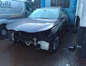 Unrecorded BMW 530d All parts purchased 520d 525d 5 series Audi A4 a6 damaged spares repairs