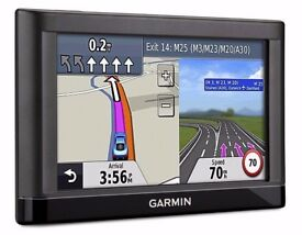 "5"" GARMIN nüvi 52LM GPS Sat Nav EUROPE Maps - UK & West Europe + East Europe -SD (no offers, please)"